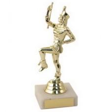 """6"""" Music Majorette Trophy"""